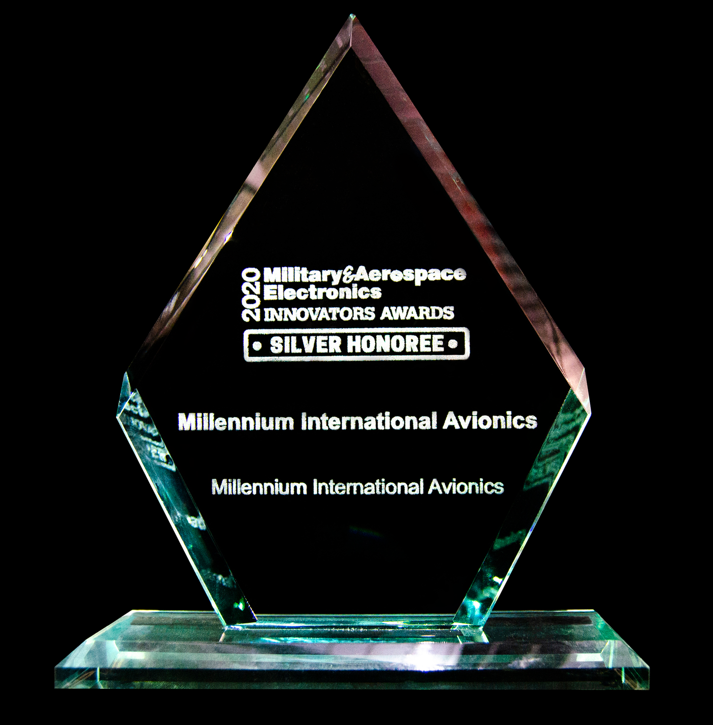 Awarded Military & Aerospace Electronics Innovators Award